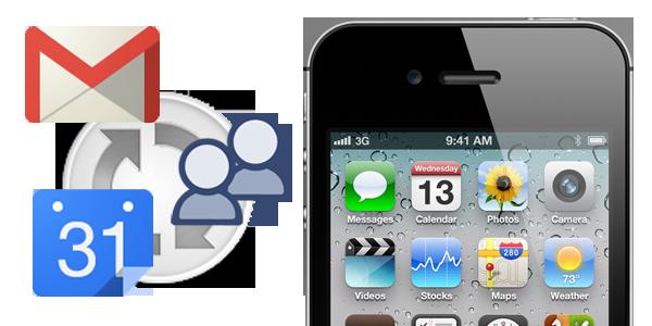 synchronisation permanence téléphonique Gmail