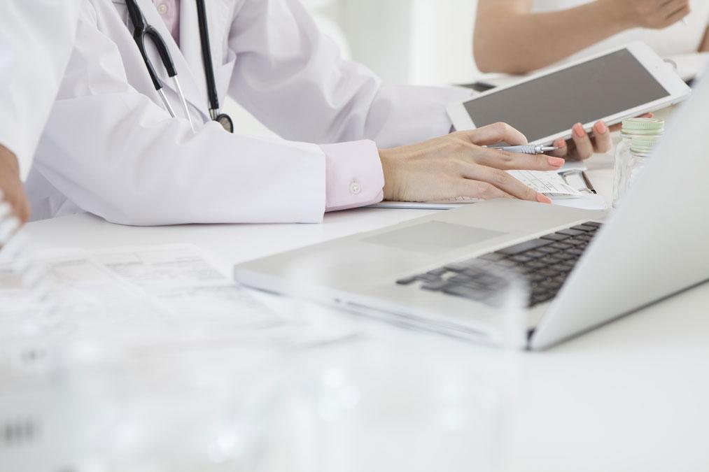 médecin connecté aur agenda Santél